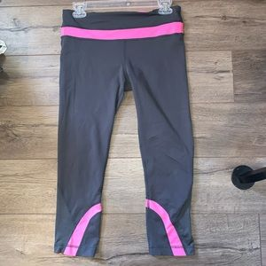Lululemon Run: Inspire Crop